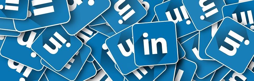 LinkedIn Bar Code